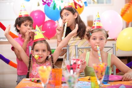 Dětská oslava narozenin
