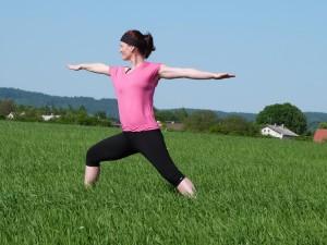 Iveta - pozice-power-jóga