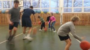 basketbal cvik