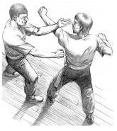 Bojové umění - Ilustrace
